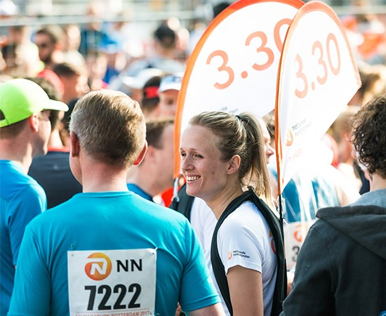 Subscribe for the Nationale-Nederlanden Pacing Team powered by Runner's World