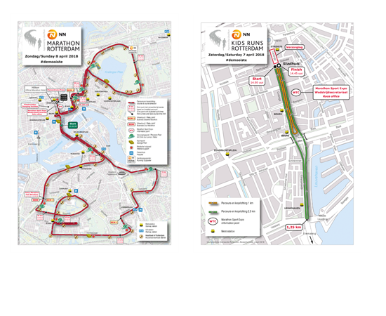 2018 Coursemaps now online