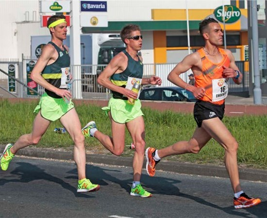 Koen Naert on the hunt for a personal best at 39th NN Marathon Rotterdam